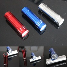 Factory Supply Attractive Price bling flashlight