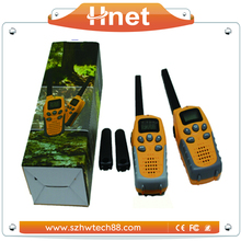With free simple radio ham portable mini kids handheld walkie talkie