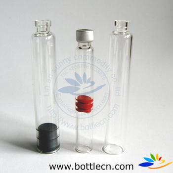 1.5ml, 3ml glass cartridges in dental anesthetics