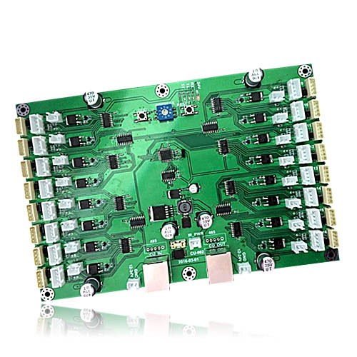 KERONG 24 locks control board design and assembly