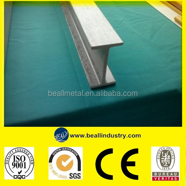 Durable In Use Not Perforated Perforated U Channel Steel Beam