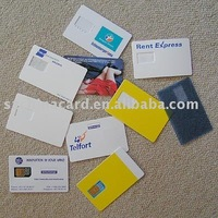 use for telecom calling solution contact chip card