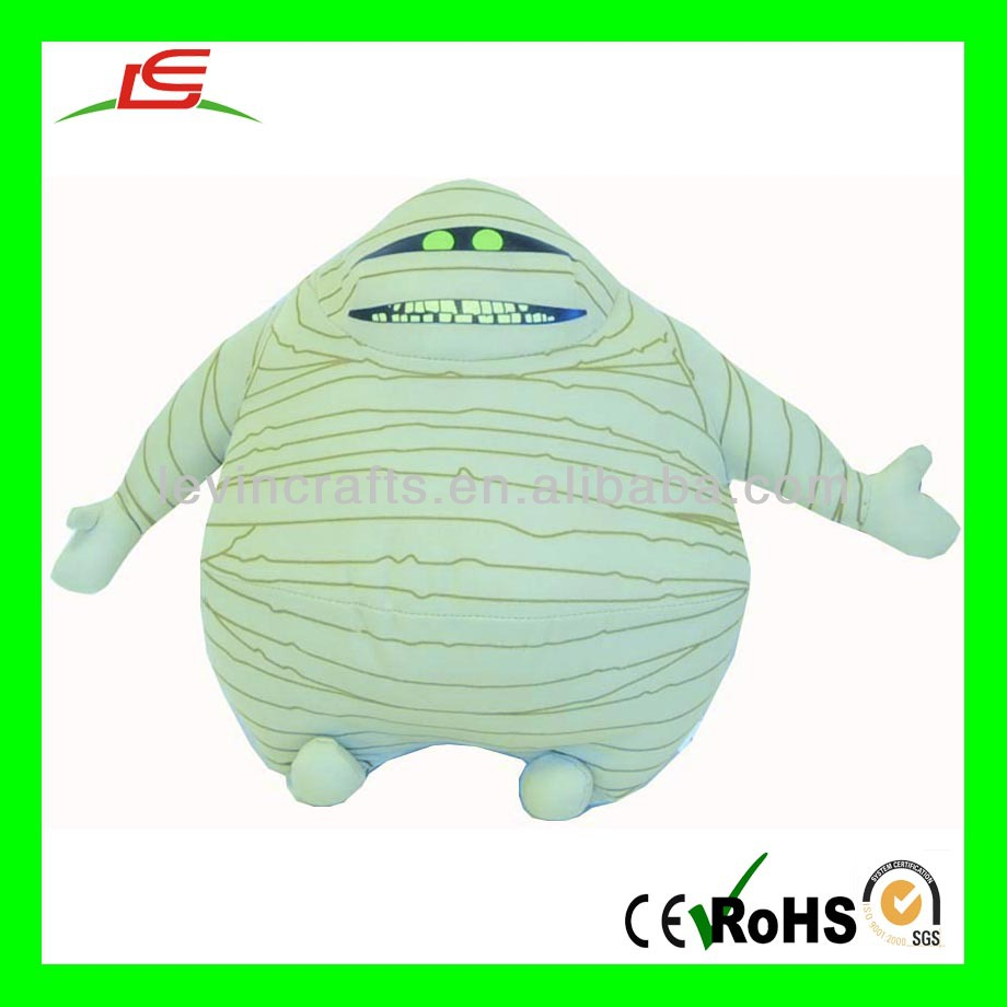 M076 Hotel Transylvania Murray The Mummy Plush Doll Toys