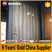 hot sale low price glossy UV slatwall MDF display board