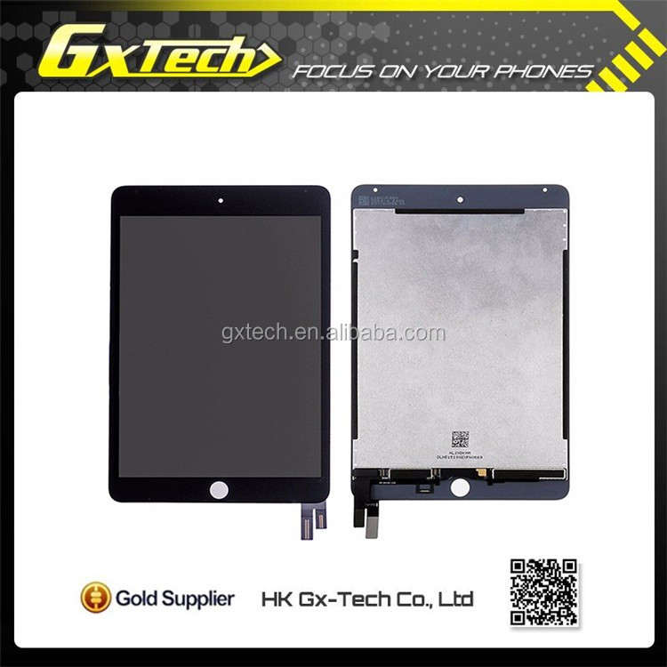Genuine For iPad mini 4 Front window lcd display digitizer touch screen assembly