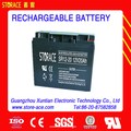 12v 20ah rechargeable battery (6-dzm-20 battery)