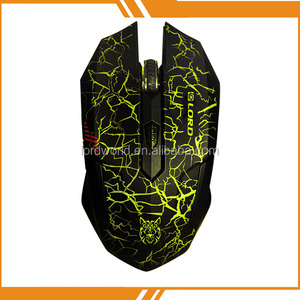Stylish Wired USB 6D Gaming Mouse Optical Mouse