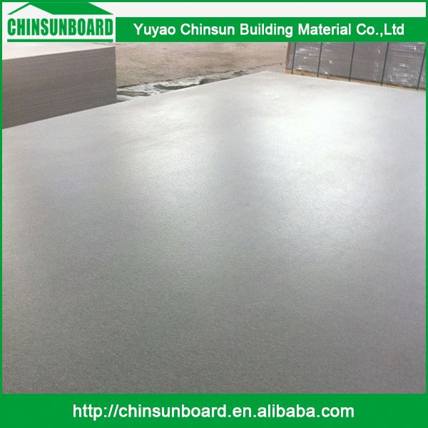 Superior Materials Moderate Price Waterproof Fireproof Wood Grain Fiber Cement Board Concrete Siding