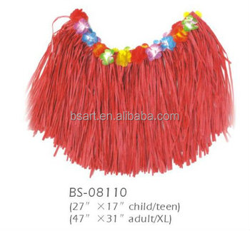 Party supply/decoration wholesale grass skirts