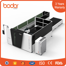 Bodor 700w Cnc Fiber Laser Cutting Machine for Steel Sheet and Tube P1530