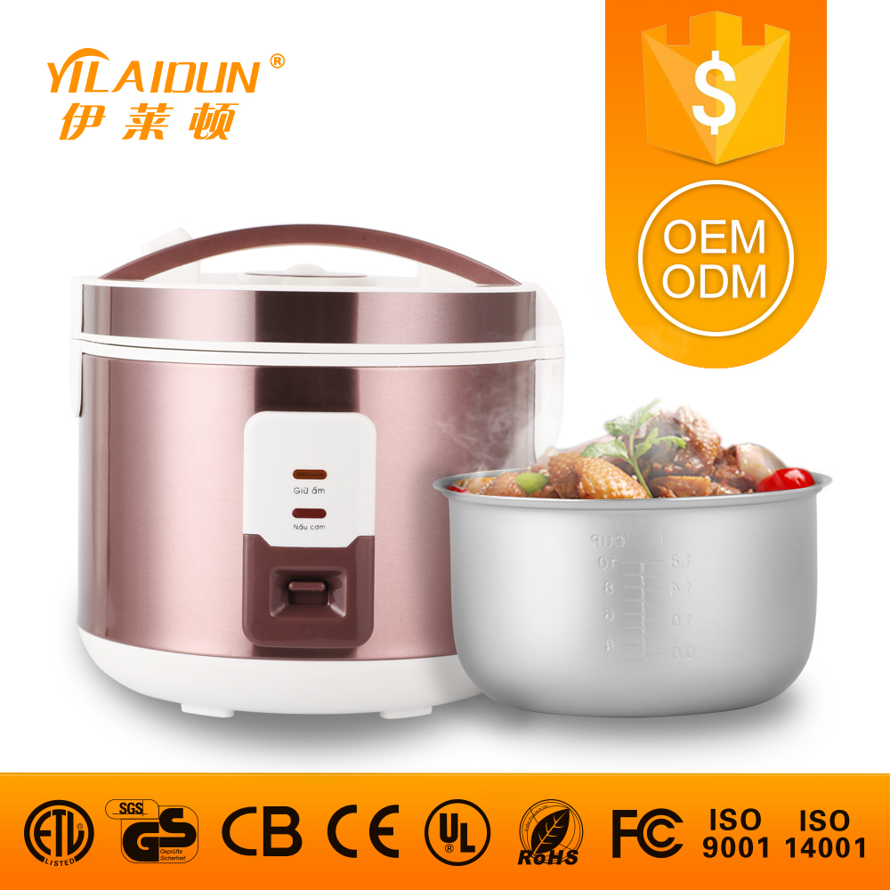 2017 Hot selling japanese electric national smart micro rice cooker