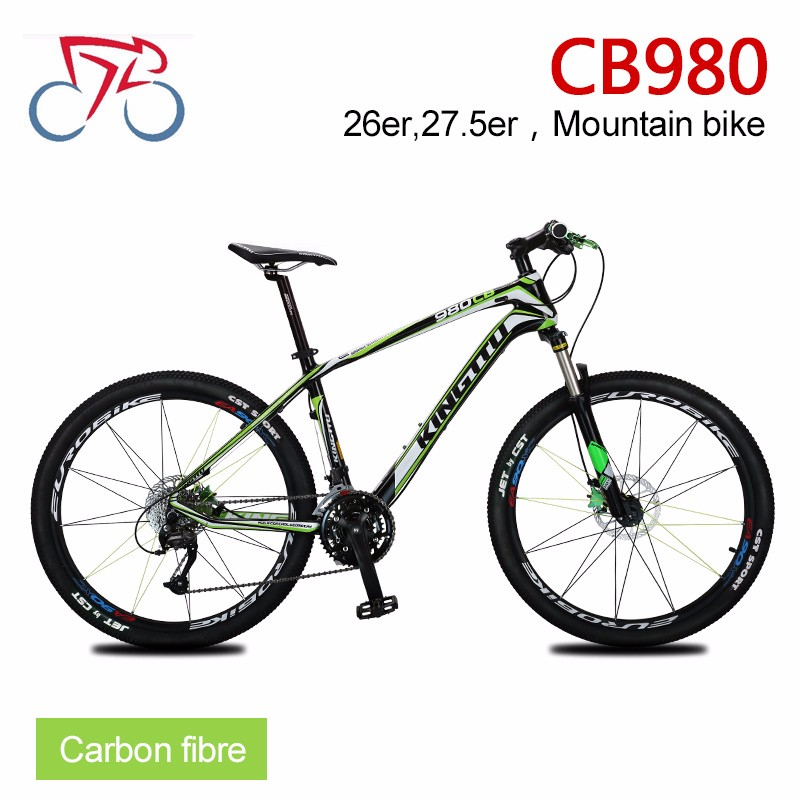27.5er carbon MTB 27 speeds road sport mountain bike aluminum bicycle from Chinese factory