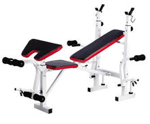 Foldable Multi Function Indoor Weight Bench for body building
