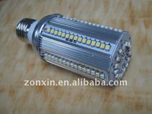 Hot sale! 6W /7W LED Corn light Bulbs 12V 24V 630LM-840LM E27 E40 high power +Ultra bright Aluminum Alloy +48hours test