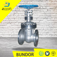 China wheel dn150 rising stem ss 304 ss 316 butt weld chemical industry gate valve