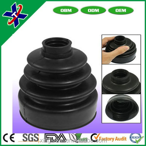 high quanlity good price automotive molded rubber parts/auto rubber products