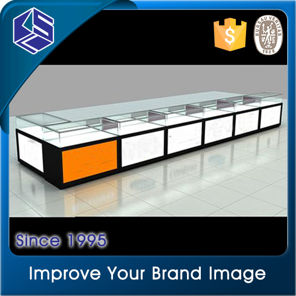 New products mobile phone shop names mall kiosk for cell phone showcase display