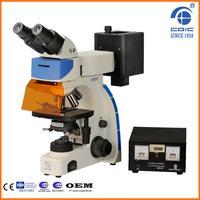 UCIS Infinity Optical System Fluorescence Microscope Made in China