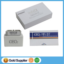 Professinal iOBD2 Bluetooth OBD2 EOBD IOBD II Auto Scanner Trouble Code Reader For iPhone/Android