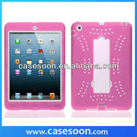Mini Cell Phone Cover Case For Ipad Mini Hybird case,for ipad mini case