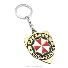 Wholesale Anime Resident Evil movie Alloy cheap Necklace for Children gift