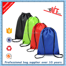 China manufacturer cheap recycled waterproof polyester foldable shopping bags