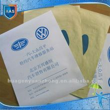 car floor mat cleaner/paper floor mat for auto
