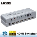 5x1 5 Port Hdmi 2.0 Swither With Ir