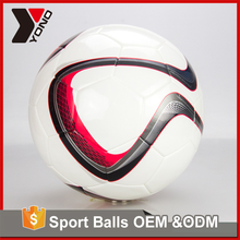 wholesale custom print training equipment inflatable bubble leather football ball cheap soccer balls
