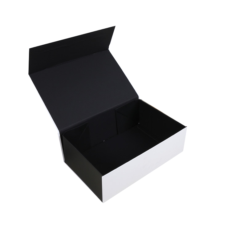 Custom luxury gold stamping cardboard gift packaging box