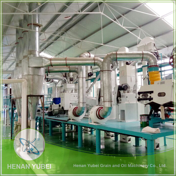 Automatic Millet Process Machinery