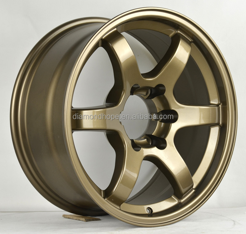 ZW-624 5 Hole and 18 inch Diameter 5x114.3 /6X139.7 wheels rim