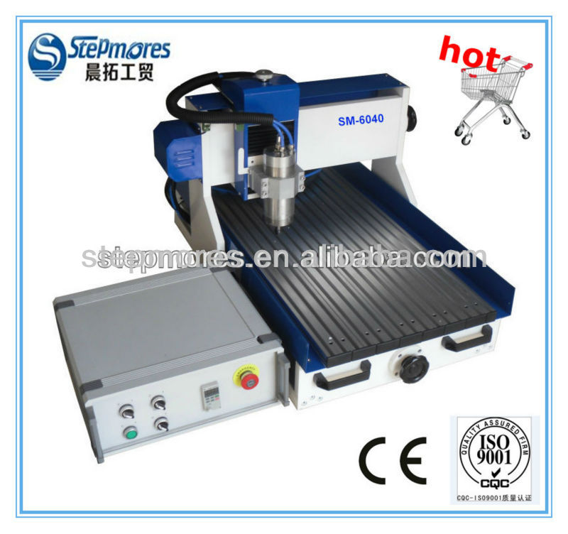 Alibaba hot sale mach3(usb port) high-quality and cheap 4060 4 axis cnc router