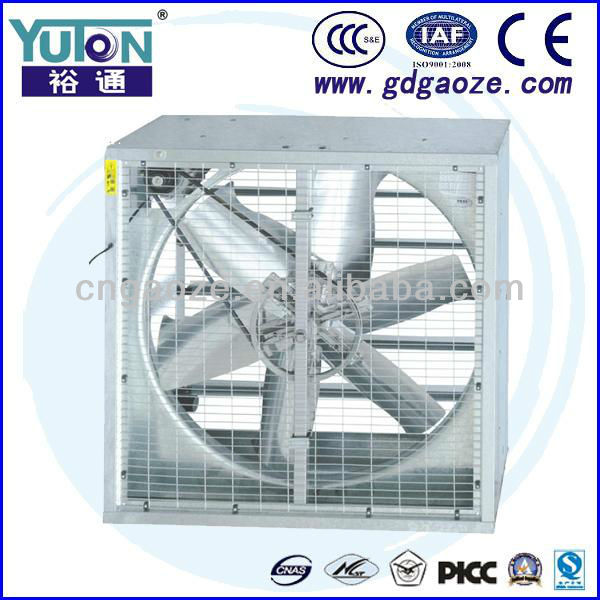LF Greehouse Industrial Wall Exhaust Axial Flow Blower Fan