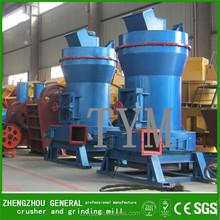 Newest best sale YGM160 8-16 TPH 1.9-0.045MM output raymond mineral grinding mill