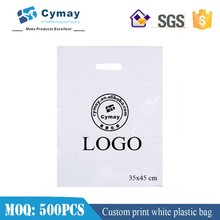 Custom plastci bag shopping plastic bag cutsom made plastic bag 35x45 cm