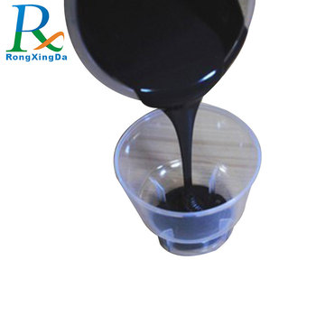 Two-part condensation cure rtv2 liquid silicone rubber for electronic potting