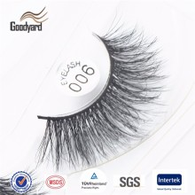 Exquisite packaging factory processing mink lashes belle eyelash