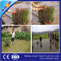 ANON good quality China factory supply mechanical rice transplanter