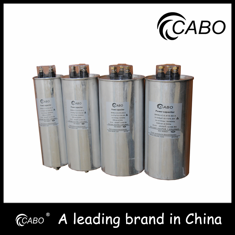 China Supplier samwha 25 kvar capacitor 10kvar20kvar25kvar 30kvar 40kvar 50kvar