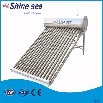 Calentadores De Agua Solares Non Pressure Solar Water
