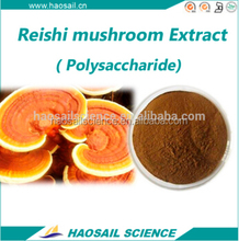 Factory Supply Reishi Mushroom Extract, Health Care Product Reishi Extract, Free Product Samples Ganoderma Lucidum Extract