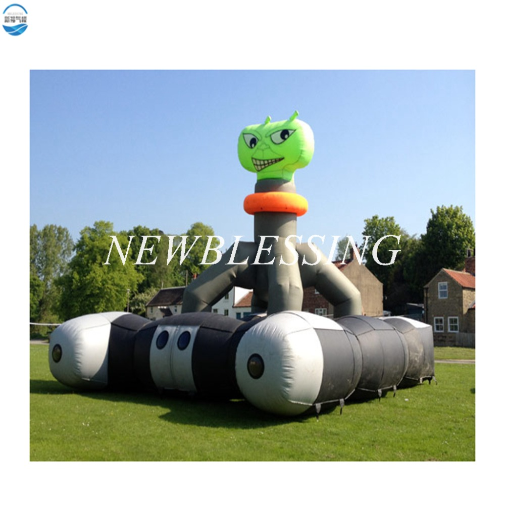 Factory fun inflatable pvc tarpaulin alien lase maze/ lase quest with lase guns, giant outdoor inflatable bouncer for adults