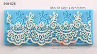 new arrival lace mat silicone,silicone 3d lace mold,silicone baking mat