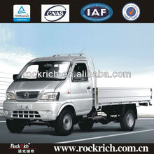 Popular Dongfeng china light trucks with single cabin/gasoline Euro 4/ 960kg in Brazil