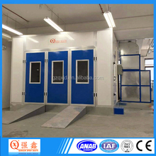 CE Approved Fast Drying System Australian Car Spray Oven Bake Booth