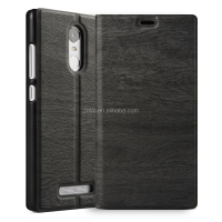 Texture Ultra thin leather cover case for xiaomi note