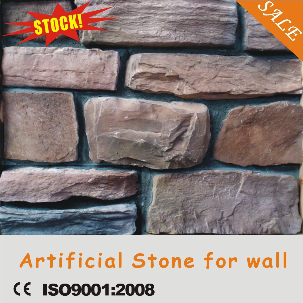indoor outdoor fake home depot stone wall covering,faux stone