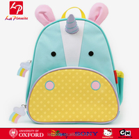China Suppliers 3D Cute Zoo Little Kids Backpack Children Backpack