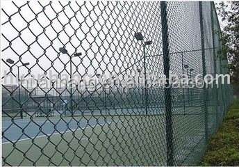 High-quality bilateral wire mesh wrought iron fence